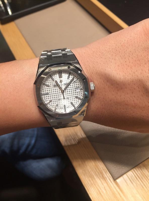 Votre collection parfaite en 5 montres à 30K€ maximum. Image41