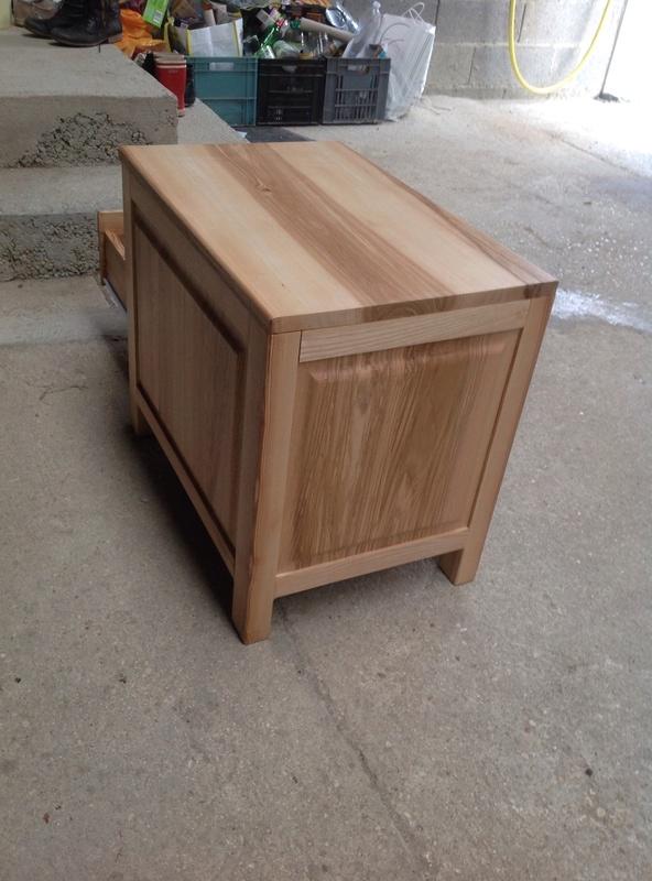 Table à langer en frêne Image15