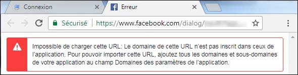 Configurer et utiliser Facebook Connect sur son forum Fberro10
