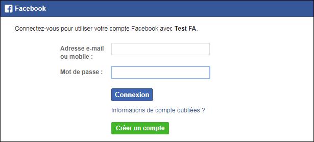 Configurer et utiliser Facebook Connect sur son forum Fbu210