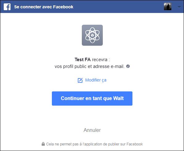 Configurer et utiliser Facebook Connect sur son forum Fbu310
