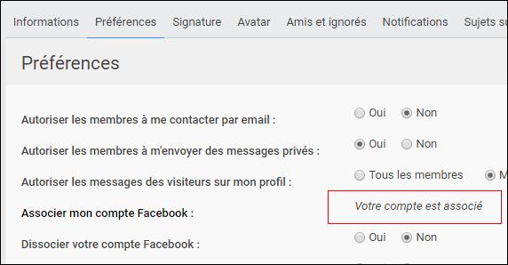 Configurer et utiliser Facebook Connect sur son forum Fbu610