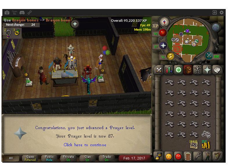 SwekSpek's gainz - Page 3 Prayer16