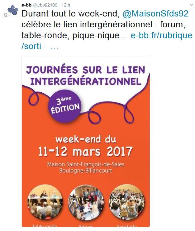 Evènements proposés par la Maison Saint François de Sales Clipb123