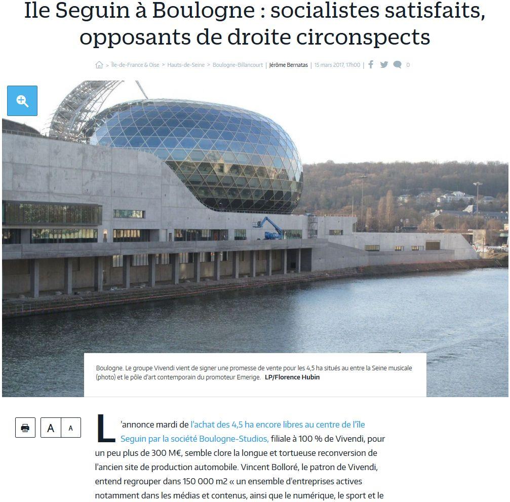 Campus Boulogne-Studios / Vivendi Clipb137