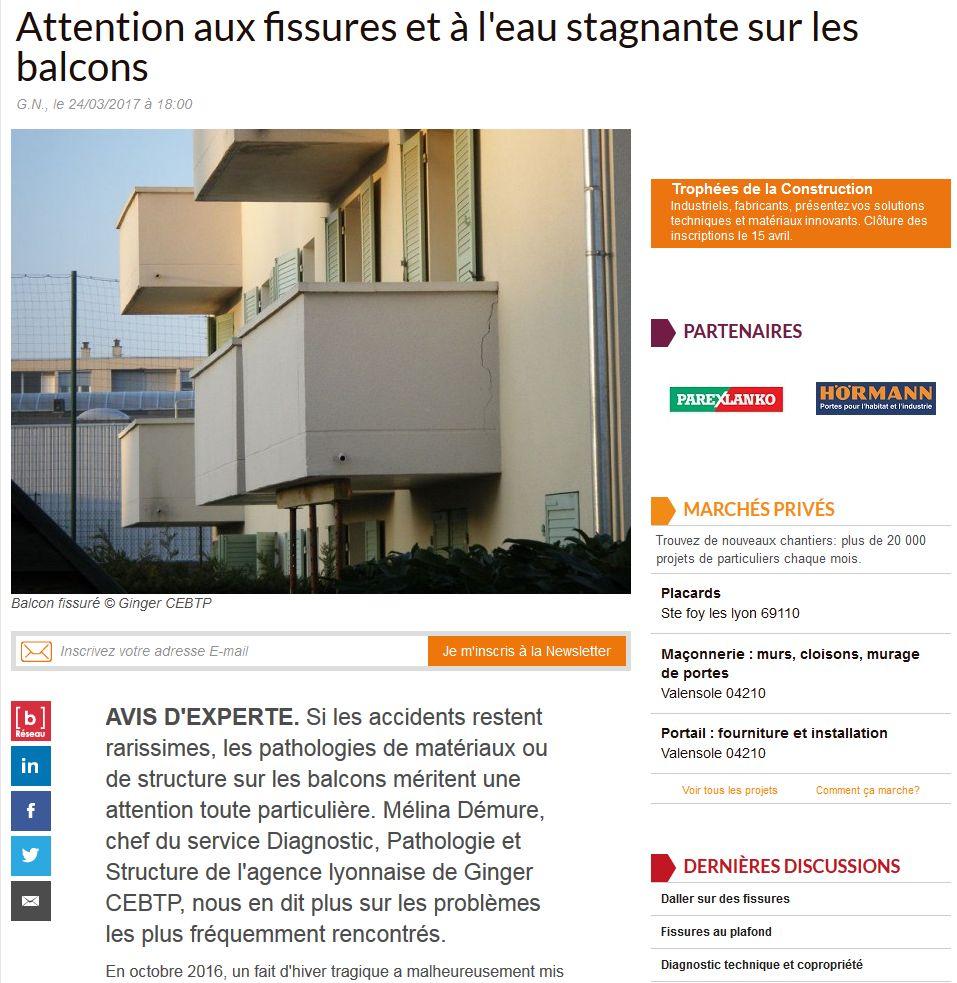 Balcons - Terrasses - Loggias Clipb221