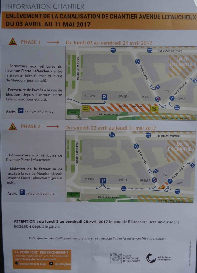 Avenue Pierre Lefaucheux Clipb227