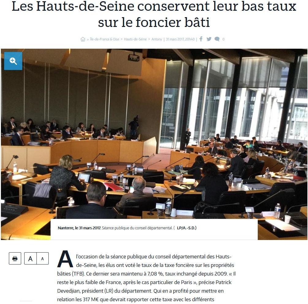 Taxe Foncière et Taxe d'habitation Clipb244
