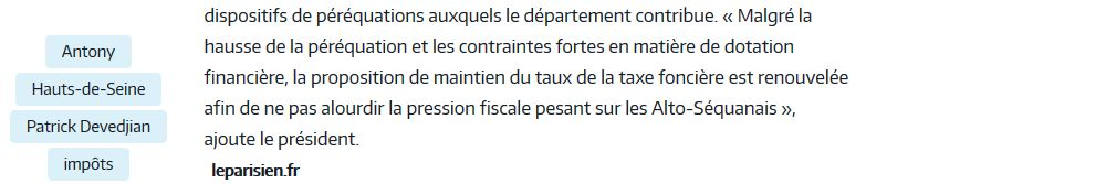 Taxe Foncière et Taxe d'habitation Clipb245