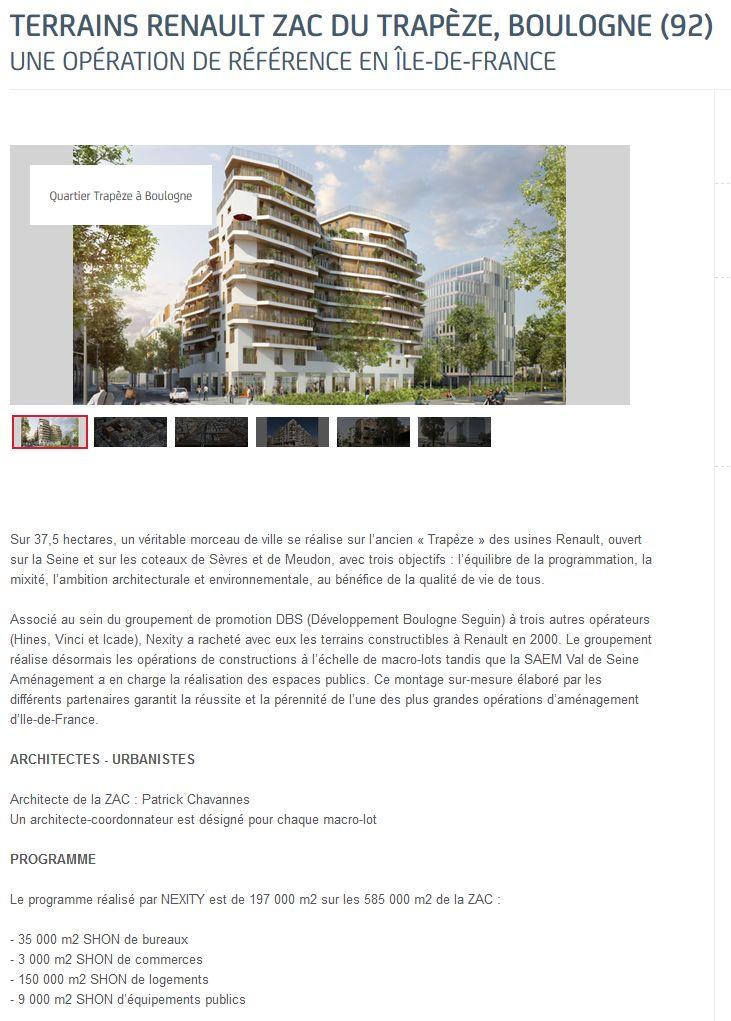 Actualités immobilières Clipb261