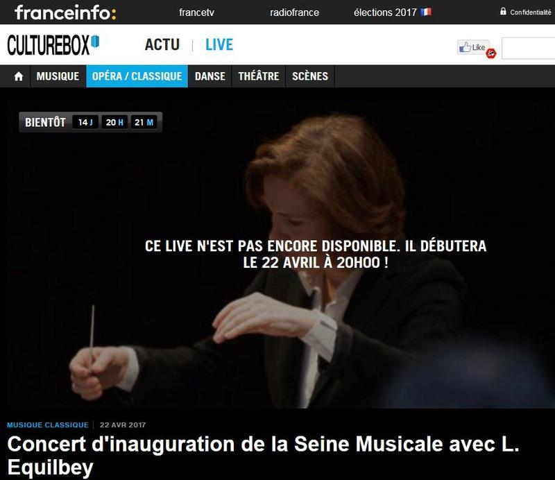 Concerts et spectacles à la Seine Musicale de l'île Seguin - Page 7 Clipb308