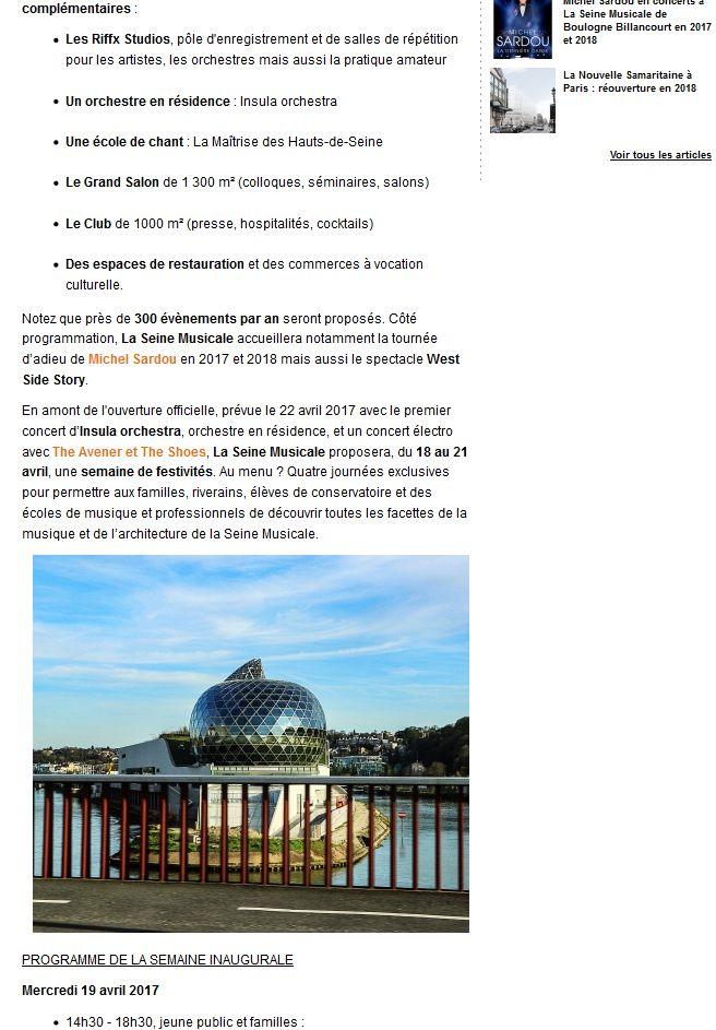Concerts et spectacles à la Seine Musicale de l'île Seguin - Page 7 Clipb345