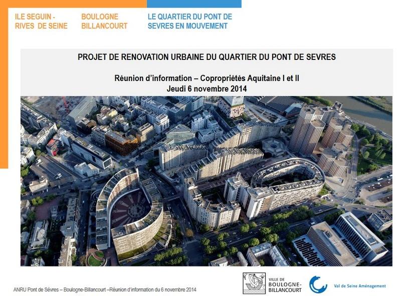 Rénovation du quartier du Pont-de-Sèvres (ANRU) Clipb431