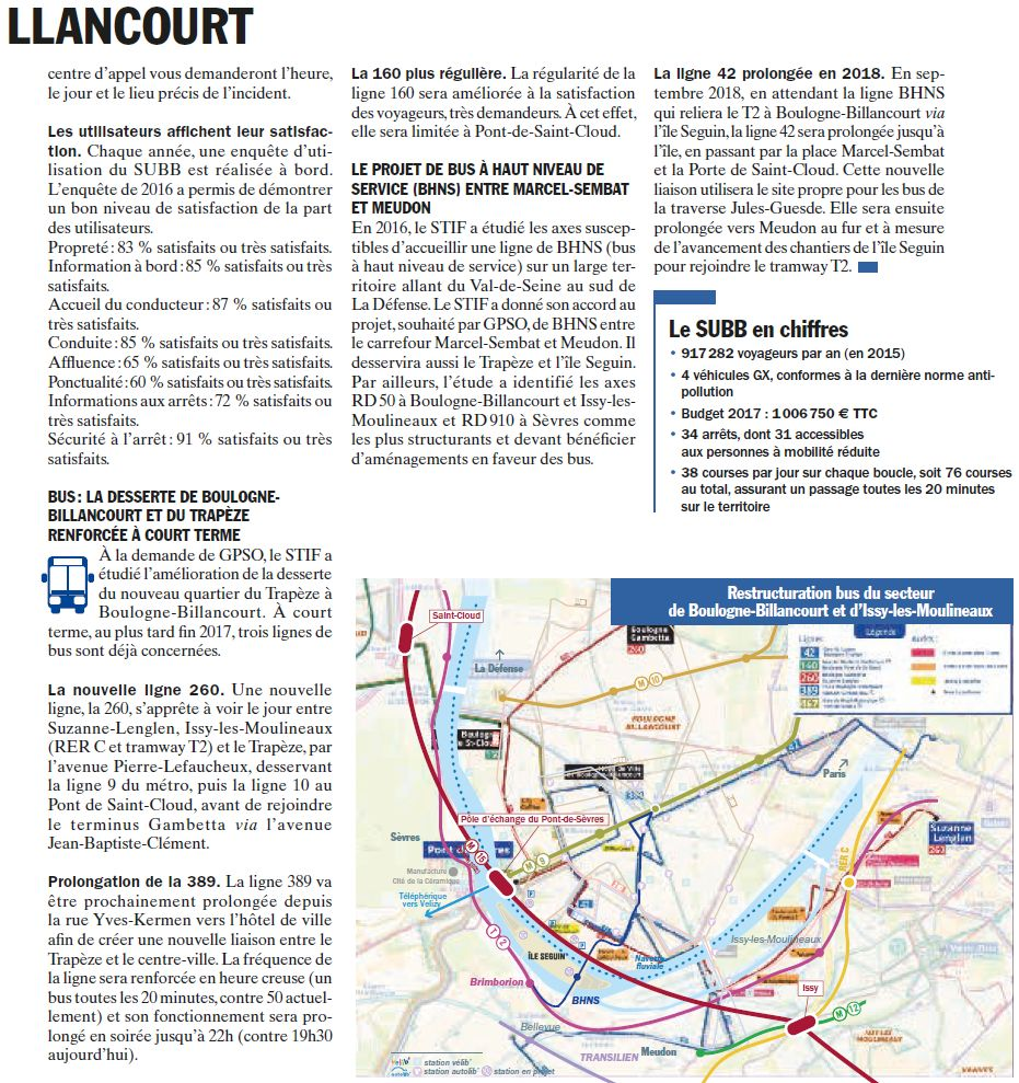Carte des transports sur la ZAC Seguin Rives de Seine Clipb485