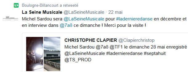 Concerts et spectacles à la Seine Musicale de l'île Seguin - Page 6 Clipb684