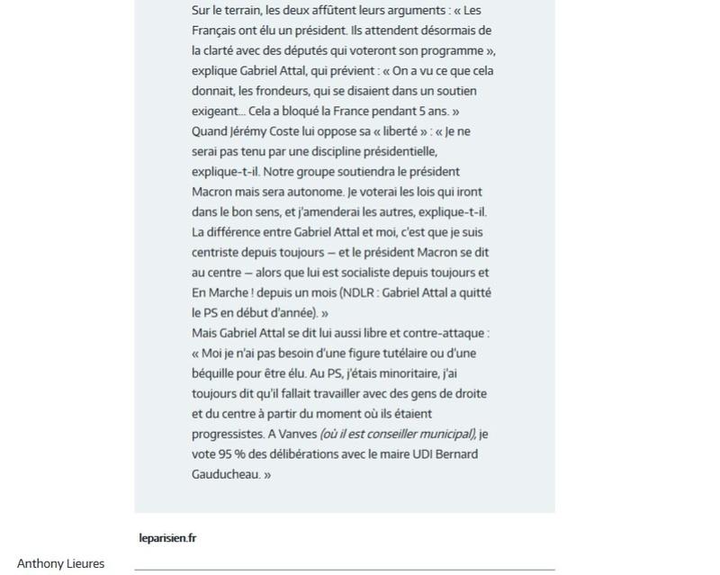 Elections législatives à Boulogne-Billancourt  Clipb715