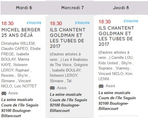 Concerts et spectacles à la Seine Musicale de l'île Seguin - Page 6 Clipb716