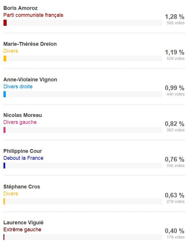 Elections législatives à Boulogne-Billancourt  Clipb779