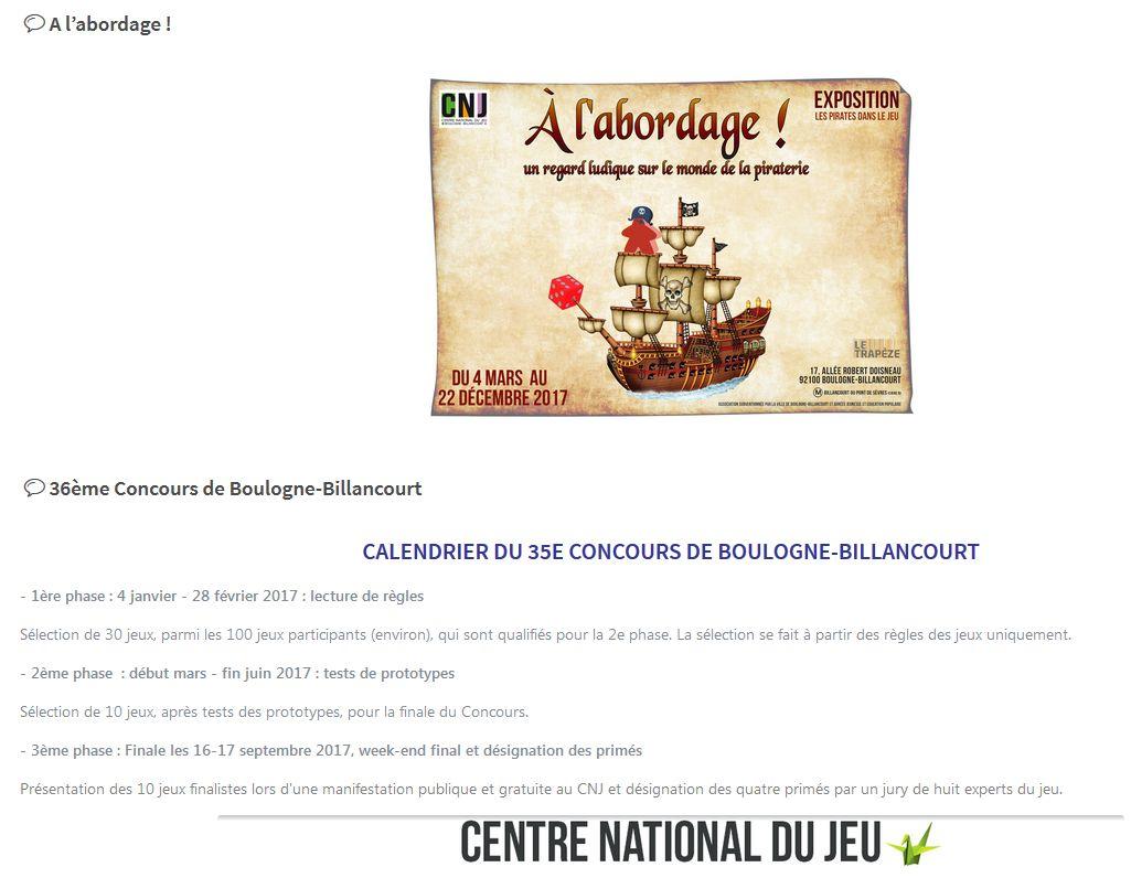 Centre Ludique de Boulogne-Billancourt (CLuBB) - Page 2 Clipb795
