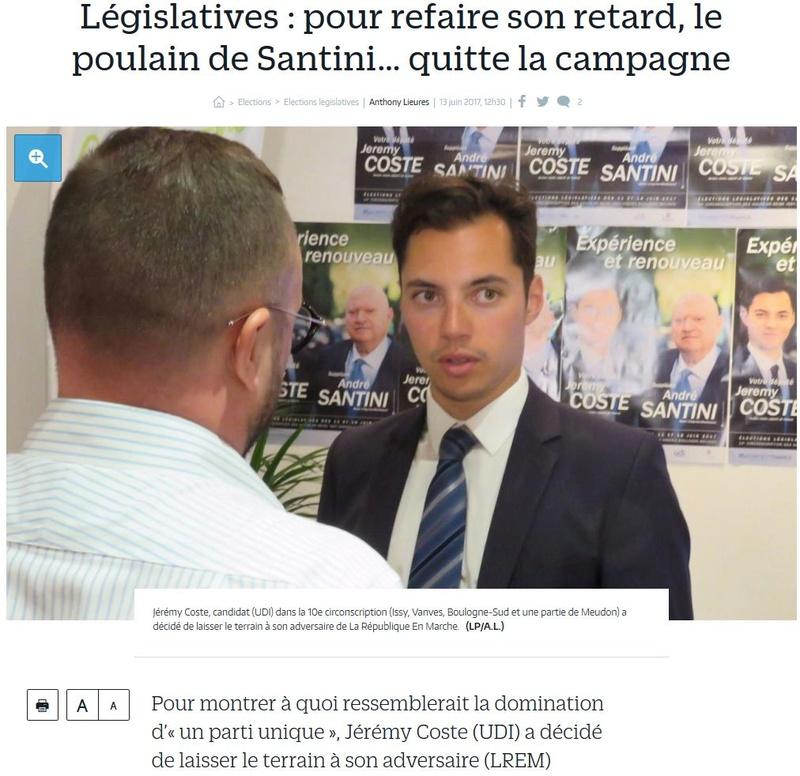 Elections législatives à Boulogne-Billancourt  Clipb806