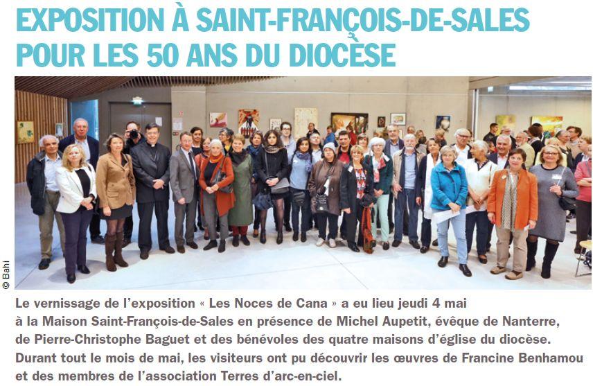 Evènements proposés par la Maison Saint François de Sales Clipb813