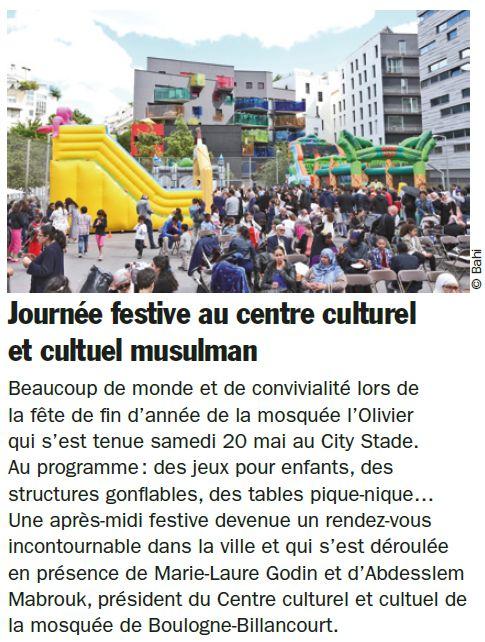 Centre Culturel et Cultuel Musulman (CCCM) Clipb814