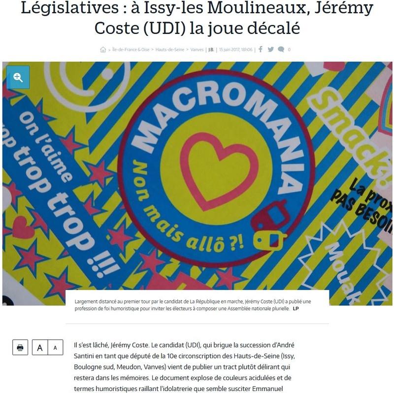 Elections législatives à Boulogne-Billancourt  Clipb835