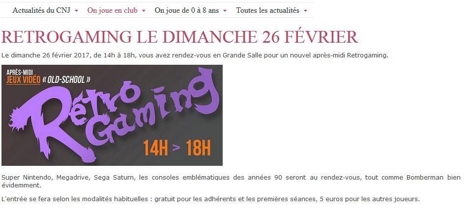 Centre Ludique de Boulogne-Billancourt (CLuBB) - Page 2 Clipbo36
