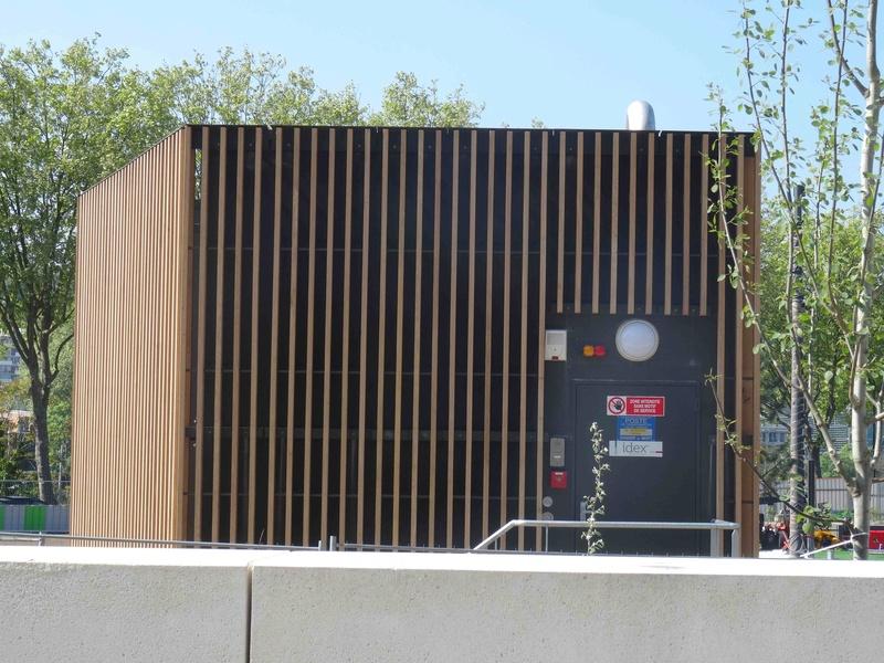 Installations Idex - Réseaux de chaud et de froid Dsc00121
