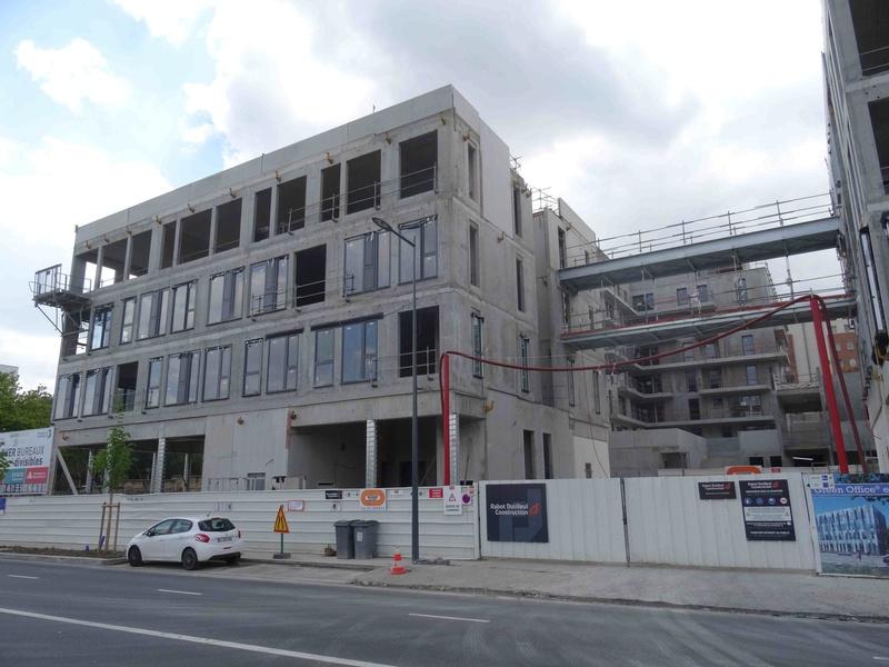 Immeuble GreenOffice en Seine (Meudon sur Seine) Dsc00213