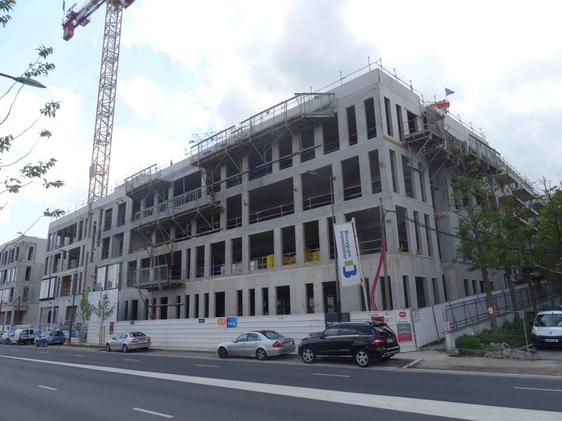 Immeuble GreenOffice en Seine (Meudon sur Seine) Dsc00214