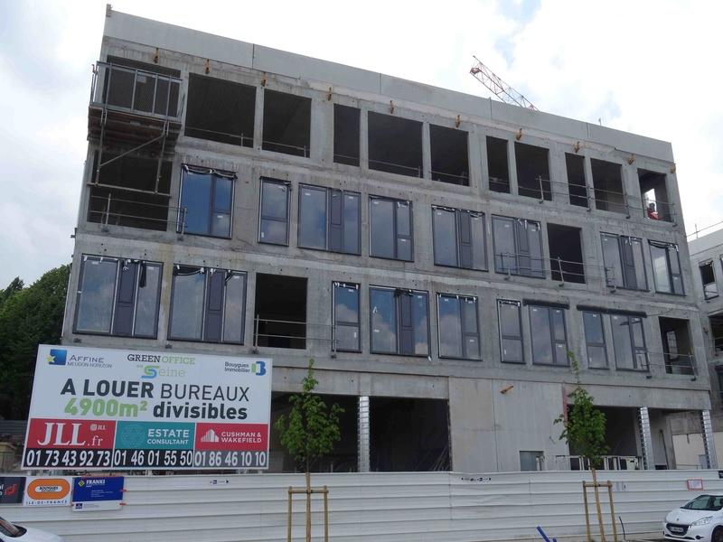 Immeuble GreenOffice en Seine (Meudon sur Seine) Dsc00215