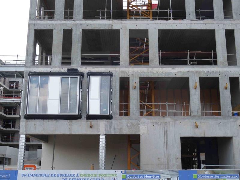 Immeuble GreenOffice en Seine (Meudon sur Seine) Dsc00216