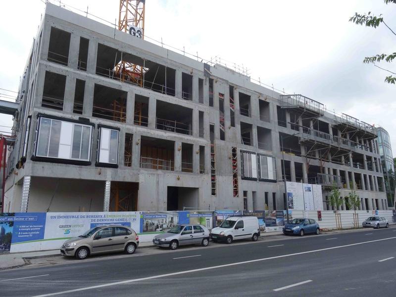Immeuble GreenOffice en Seine (Meudon sur Seine) Dsc00217