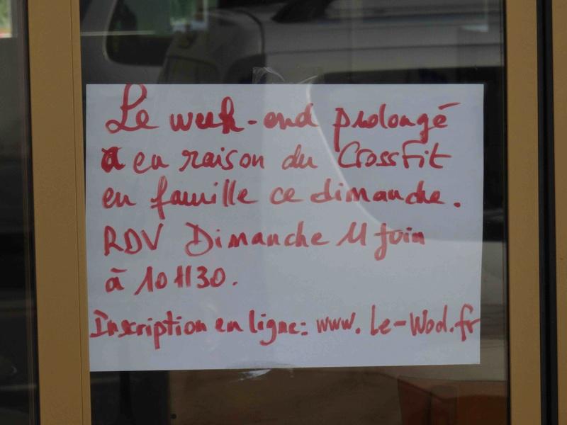 Salle de sport Le Wod - CrossFit Le Trapèze Dsc01313