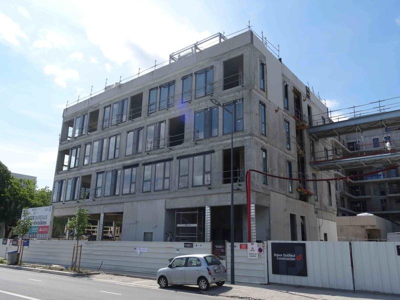 Immeuble GreenOffice en Seine (Meudon sur Seine) Dsc01413
