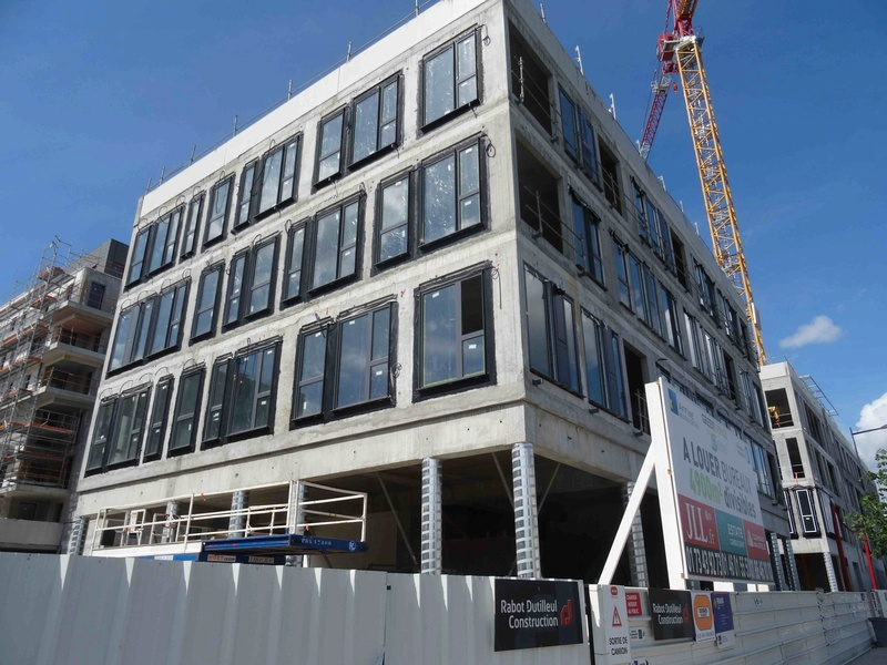Immeuble GreenOffice en Seine (Meudon sur Seine) Dsc01414