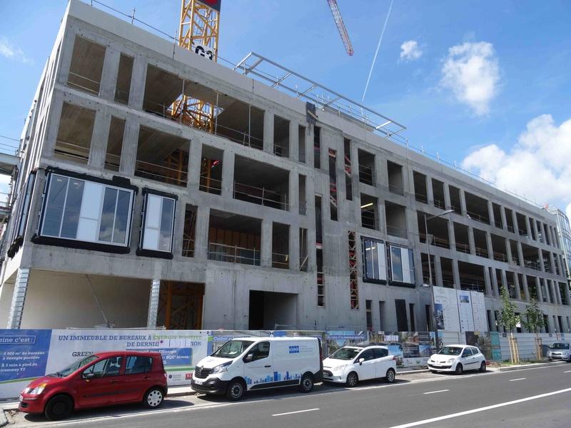 Immeuble GreenOffice en Seine (Meudon sur Seine) Dsc01415