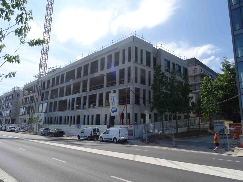 Immeuble GreenOffice en Seine (Meudon sur Seine) Dsc01417