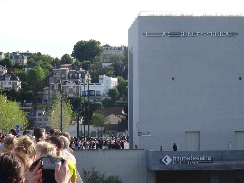 Concerts et spectacles à la Seine Musicale de l'île Seguin - Page 6 Dsc01510