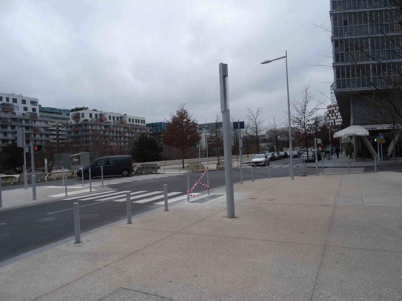 Avenue Pierre Lefaucheux Dsc08415