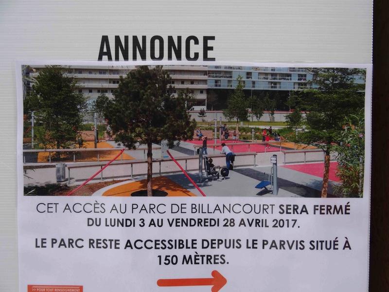 Avenue Pierre Lefaucheux Dsc09211
