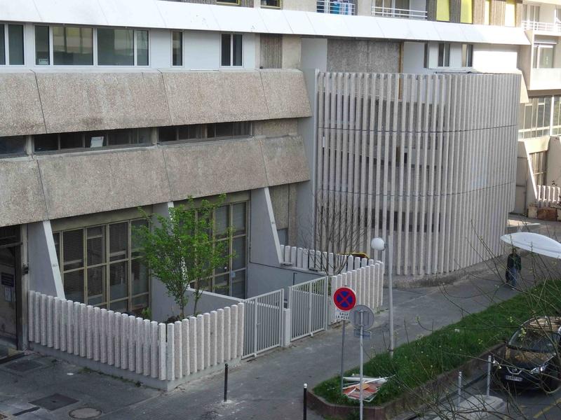 Rénovation du quartier du Pont-de-Sèvres (ANRU) Dsc09424