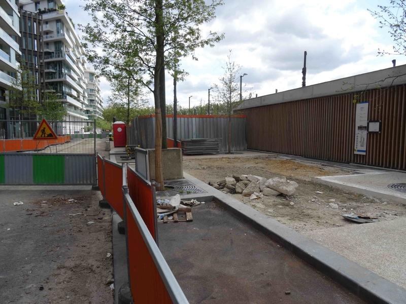 Avenue Pierre Lefaucheux Dsc09437