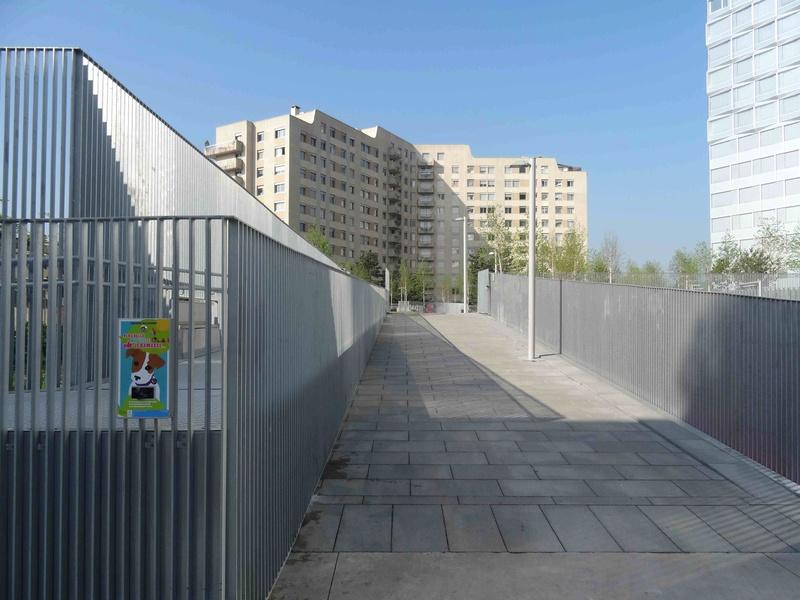 Rénovation du quartier du Pont-de-Sèvres (ANRU) Dsc09443