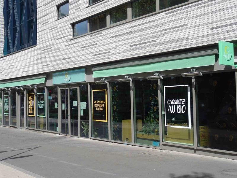 Restaurant C'du jardin Dsc09523