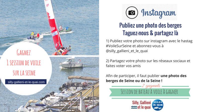 Evènements autour des berges de Seine Gagnez10