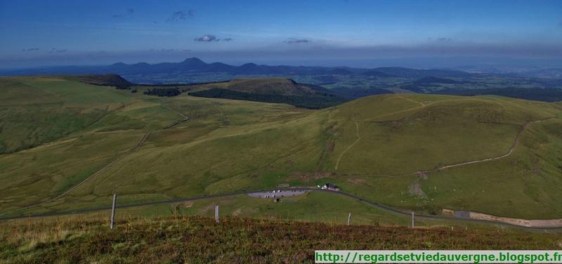 Journée sur les petites routes du parc des volcans d ' Auvergne Image81