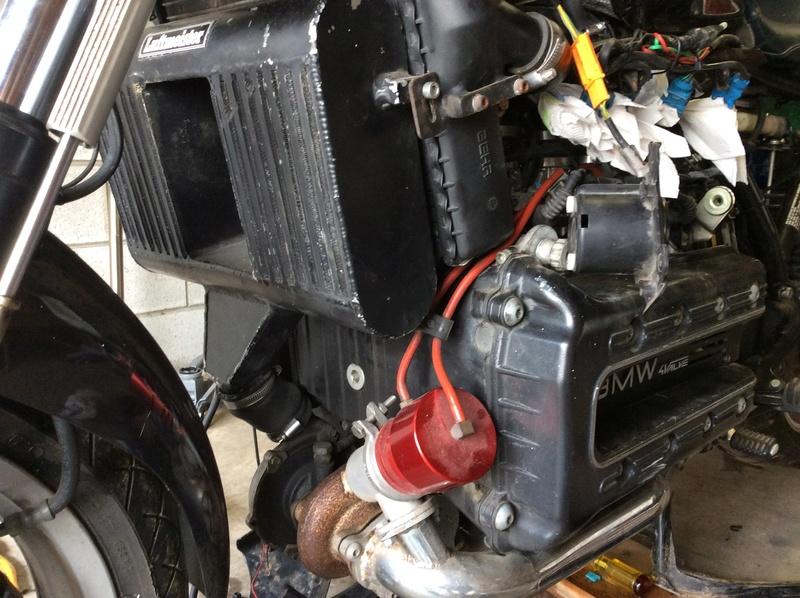 "91"" K100rs Turbo Bike is running finally!!!!!! Image410"