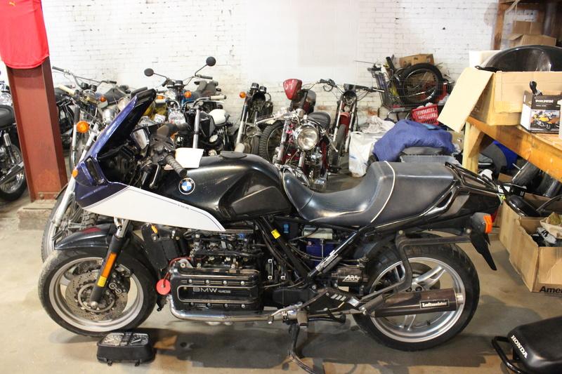 "91"" K100rs Turbo Bike is running finally!!!!!! Img_5110"